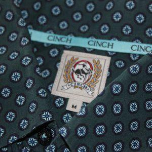 Cinch Shirts - Men's Long Sleeve Cinch Shirt